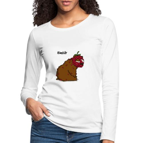 Himbär - Frauen Premium Langarmshirt