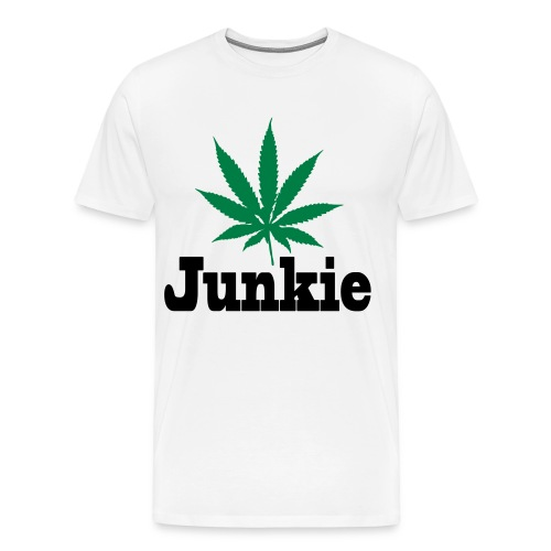 Junkie Männer Premium T-Shirt - Männer Premium T-Shirt