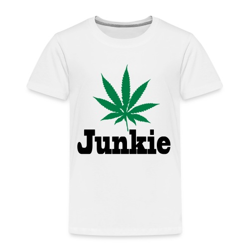 Junkie Kinder Premium T-Shirt - Kinder Premium T-Shirt