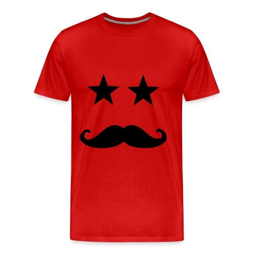 *--* - Männer Premium T-Shirt
