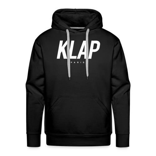 KLAP - PARIS - Sweat-shirt à capuche Premium pour hommes