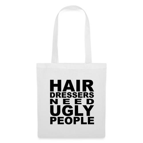 Jute Hairdresser need... - Stoffbeutel