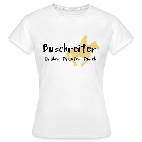 das schöne T-shirt - Frauen T-Shirt
