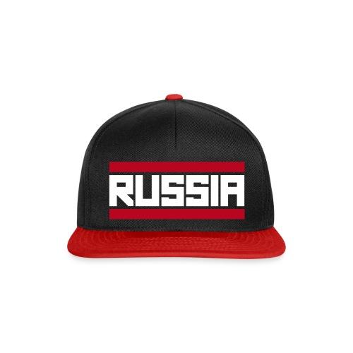 RUSSIA CAP - Snapback Cap
