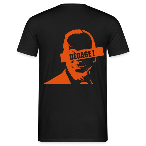 degage - T-shirt Homme