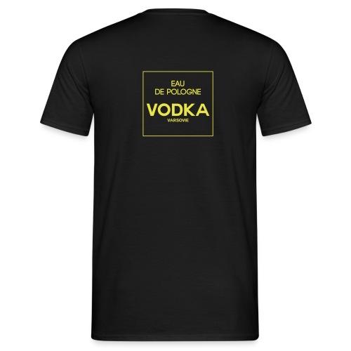 vodka - T-shirt Homme