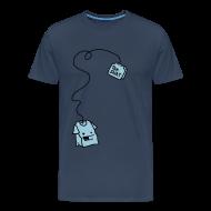 T-Shirts ~ Männer Premium T-Shirt ~ Tea-Shirt