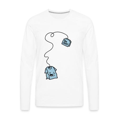 Tae-(Langarm)Shirt  - Männer Premium Langarmshirt