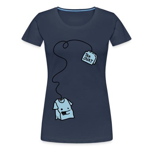 Tea-Shirt - Frauen Premium T-Shirt