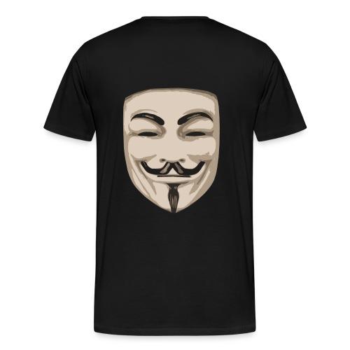 anonymous 1 - T-shirt Premium Homme