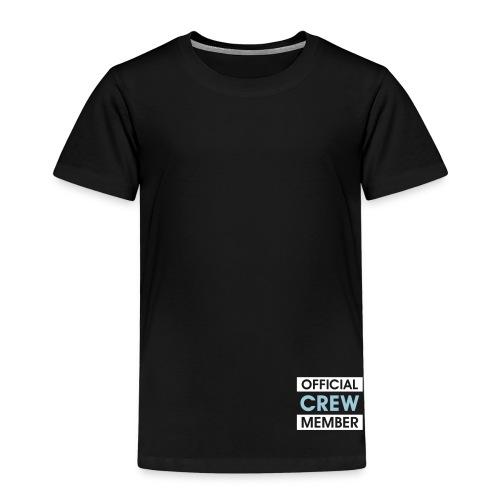 #SkyWork - Premium T-skjorte for barn