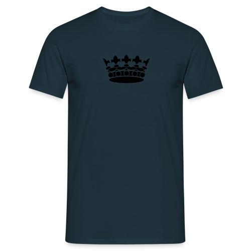 Krone klassisch klein - Herren - Männer T-Shirt