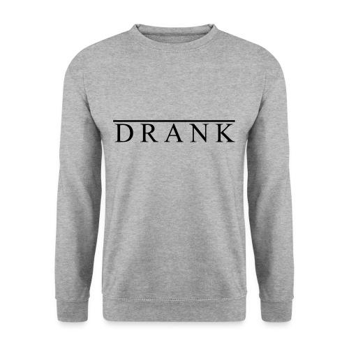 DRANK x SWEATER x GREY - Männer Pullover