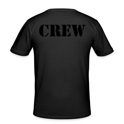 Crew - T-skjorte - Slim Fit T-skjorte for menn