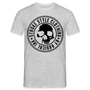 Patch_shirt - Männer T-Shirt