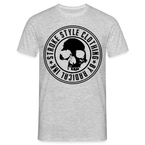 Patch_shirt - Männer T-Shirt