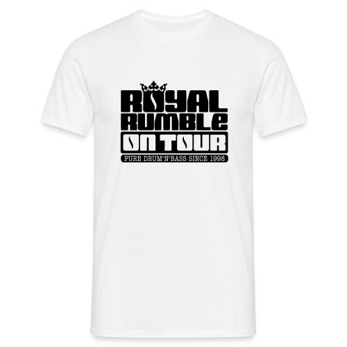 Royal Rumble on Tour - Männer T-Shirt