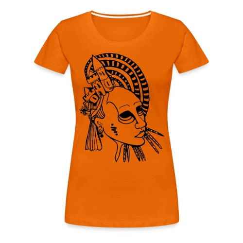 Castle Head - Women's Premium T-Shirt