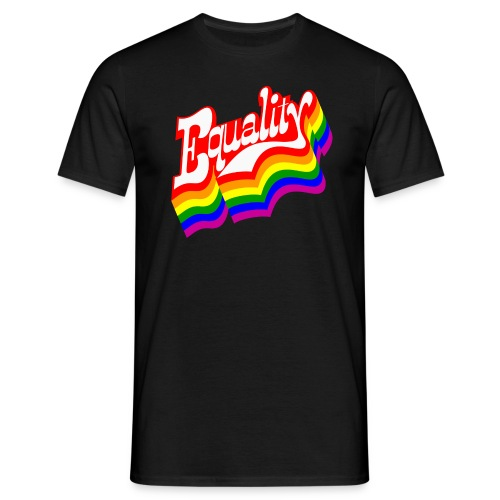 Equality - Men's T-Shirt