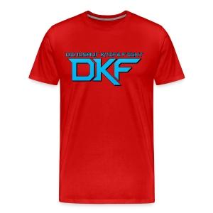 DKF Men's Logo Shirt - Men's Premium T-Shirt