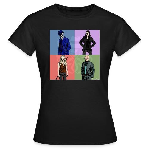 Skulduggery Pleasant Shirt - Women's T-Shirt