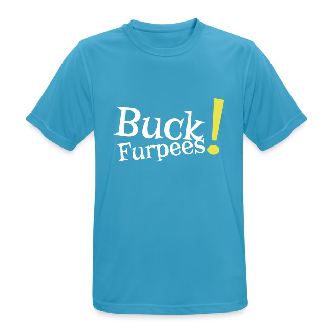 Buck Furpees #1 - Motiv vorne, Weiss  / Gelb