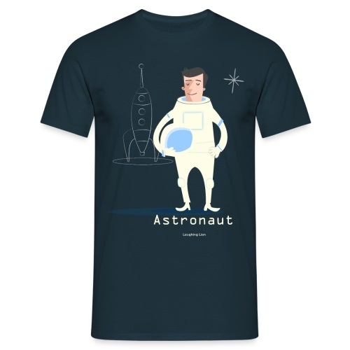 Astronaut Men's T - Men's T-Shirt