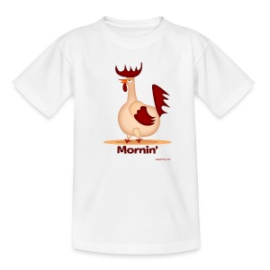 Rooster Teen's T - Kids' T-Shirt
