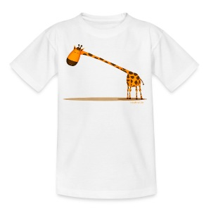 Giraffe Teen's T - Kids' T-Shirt