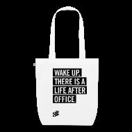 Taschen & Rucksäcke ~ Bio-Stoffbeutel ~ Tasche – WAKE UP
