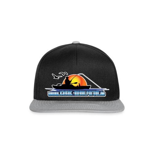 Snapback Cap (zweifarbig) - Snapback Cap