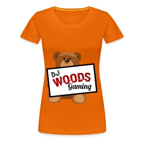 T-Shirt Beer Vrouw - Vrouwen Premium T-shirt