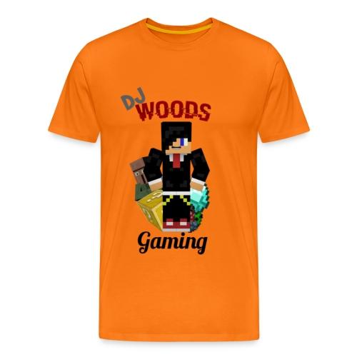 T-Shirt DJWG Man - Mannen Premium T-shirt