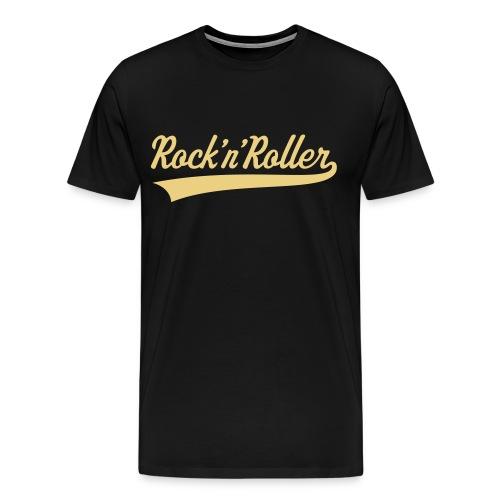 Koszulka Rock 'n' Roller Męska - Koszulka męska Premium