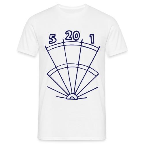 5 - 20 - 1 - Männer T-Shirt