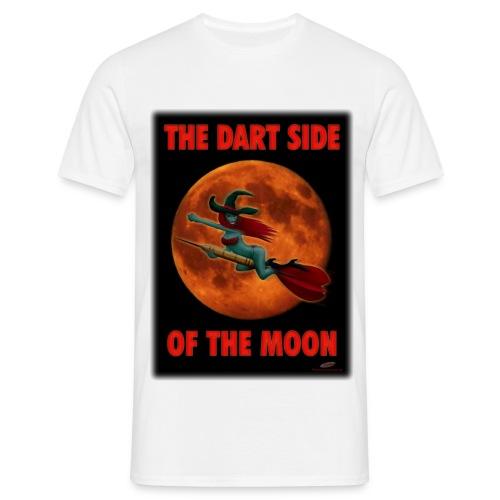 The dart side... - Männer T-Shirt