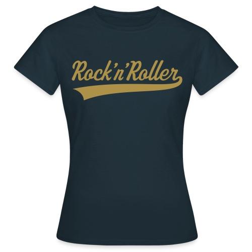 Koszulka Rock 'n' Roller Damska - Koszulka damska