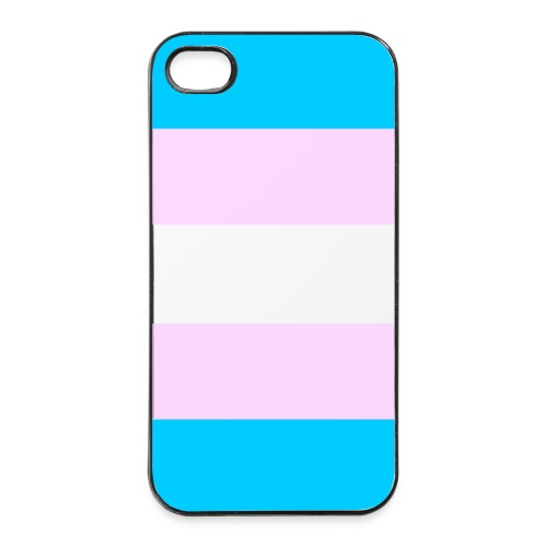Transgender Pride iPhone 4 Phone Case - iPhone 4/4s Hard Case