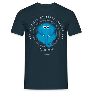 Elephant Men's T - Men's T-Shirt