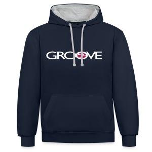 Groove Sweater - Contrast hoodie