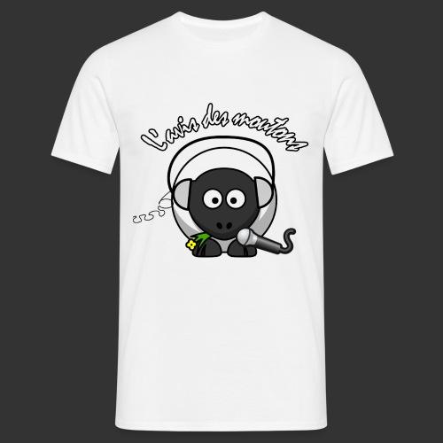 T-Shirt L'Avis des Moutons - T-shirt Homme