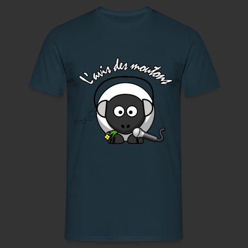 T-Shirt L'Avis des Moutons-couleur - T-shirt Homme