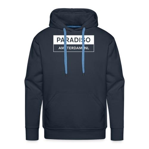 100202Q - Mannen Premium hoodie