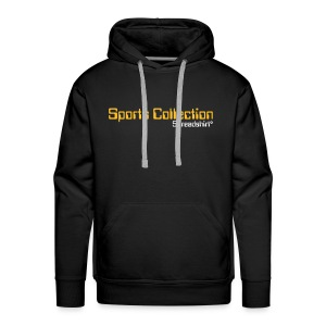 Sports-Collection Kapuzenpullover - Männer Premium Hoodie