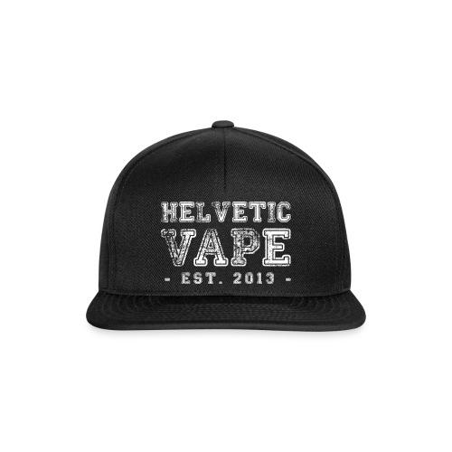 Helvetic Vape - Casquette snapback