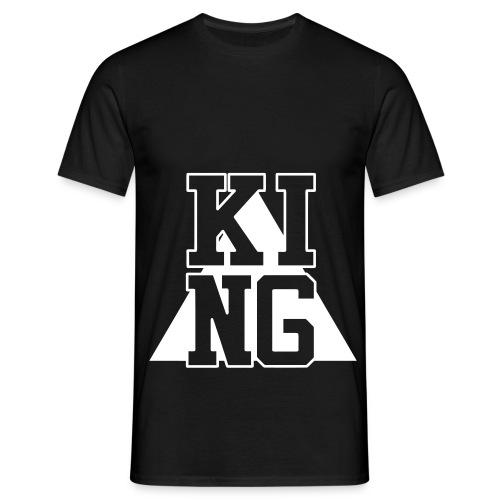 !KiNG! - Männer T-Shirt