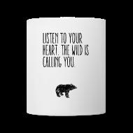 Tassen & Zubehör ~ Tasse ~ Tasse – LISTEN TO YOUR HEART
