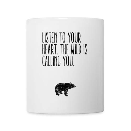 Tasse – LISTEN TO YOUR HEART - Tasse