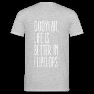 T-Shirts ~ Männer T-Shirt ~ T-Shirt – FLIPFLOPS