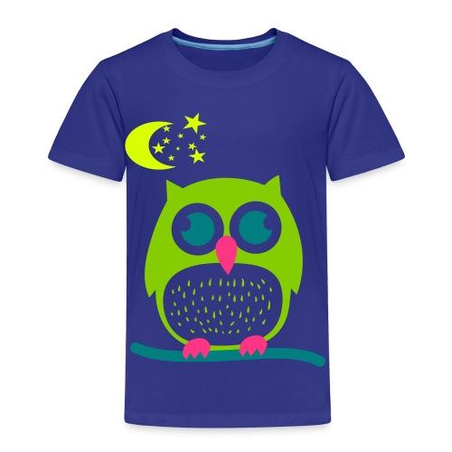 Kleine Nachteule - Kinder Premium T-Shirt
